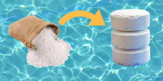 Kit prodotti trattamento acqua al sale