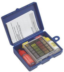 Kit tester Cloro e pH piscina in gocce