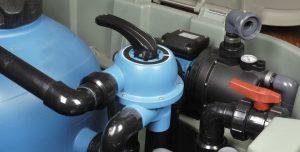 Pompa per filtrazione